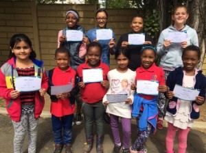 Primary School Merit certificates